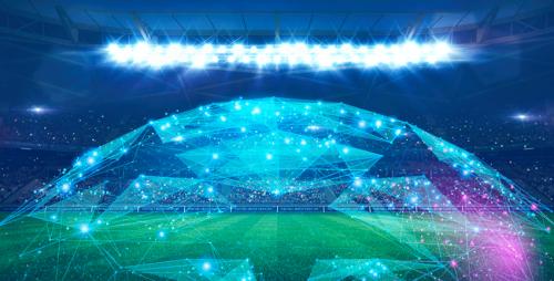 champions league football stadium