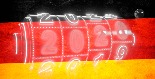 German legal slots