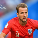 harry kane playing for england in the Euro 2020