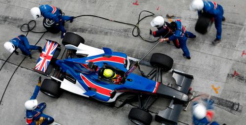 Formula1 car cost
