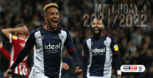 Championship 21/22 betting predictions for matchday 4
