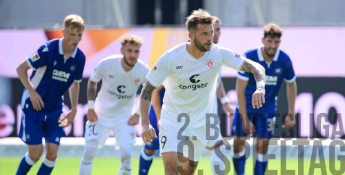 2. Bundesliga 2021/22 Spieltag 9 Prognosen