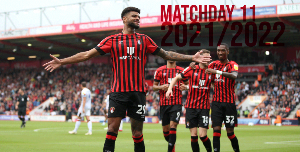 Championship 21/22 Matchday 11 Odds & Predictions